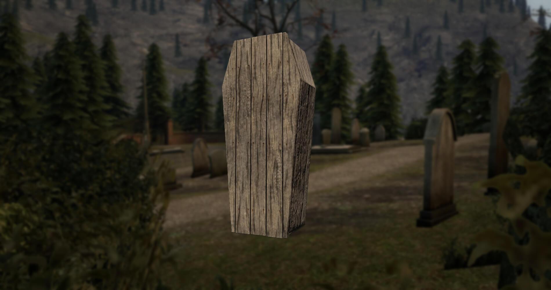 Garry's Mod 13 - Гроб