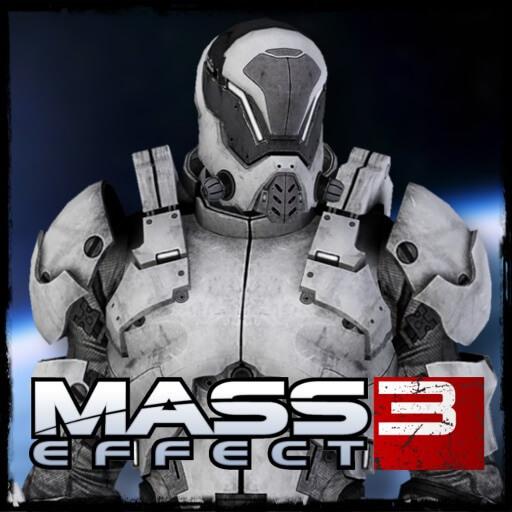 Garry's Mod 13 - Солдат людей из Mass Effect 3 (модель игрока)