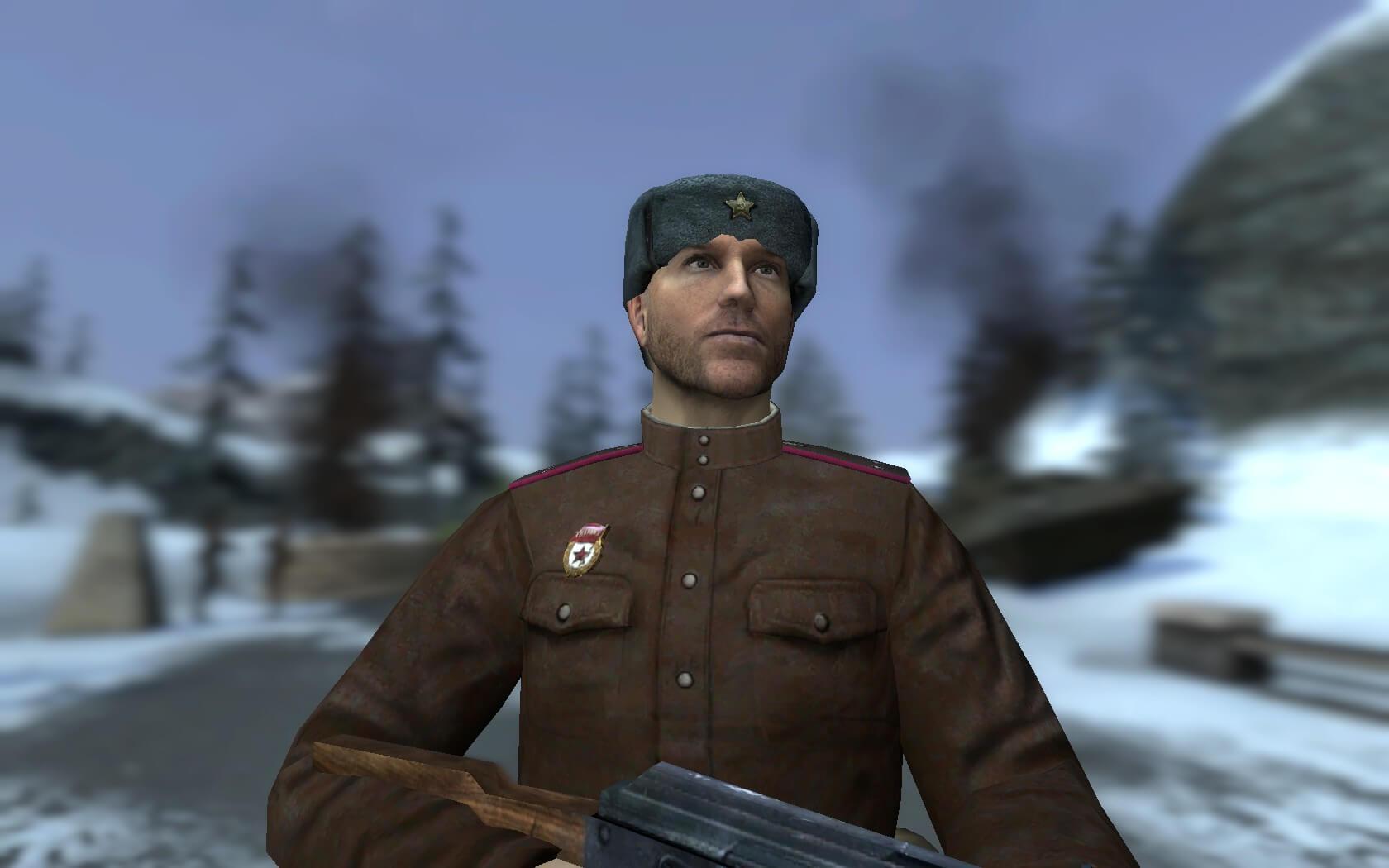 Garry's Mod 13 - Советские солдаты (sNPC)