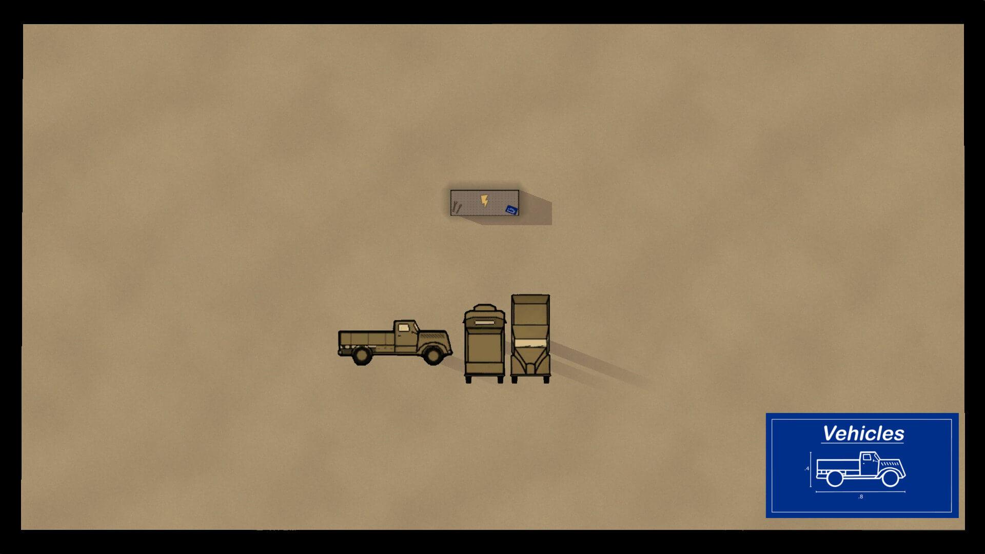 Rimworld - Грузовики / Yes, Vehicles