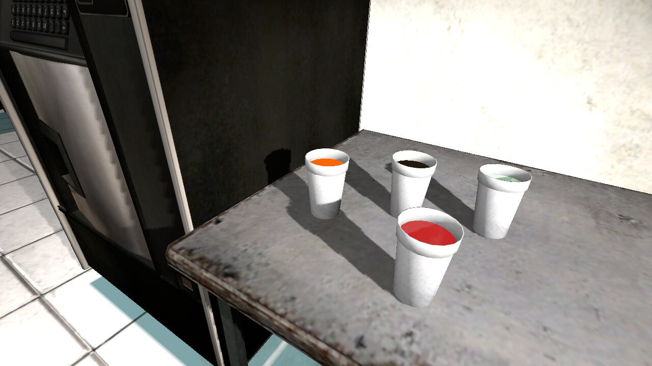 Garry's Mod 13 - Автомат с напитками SCP-294 (энтити)