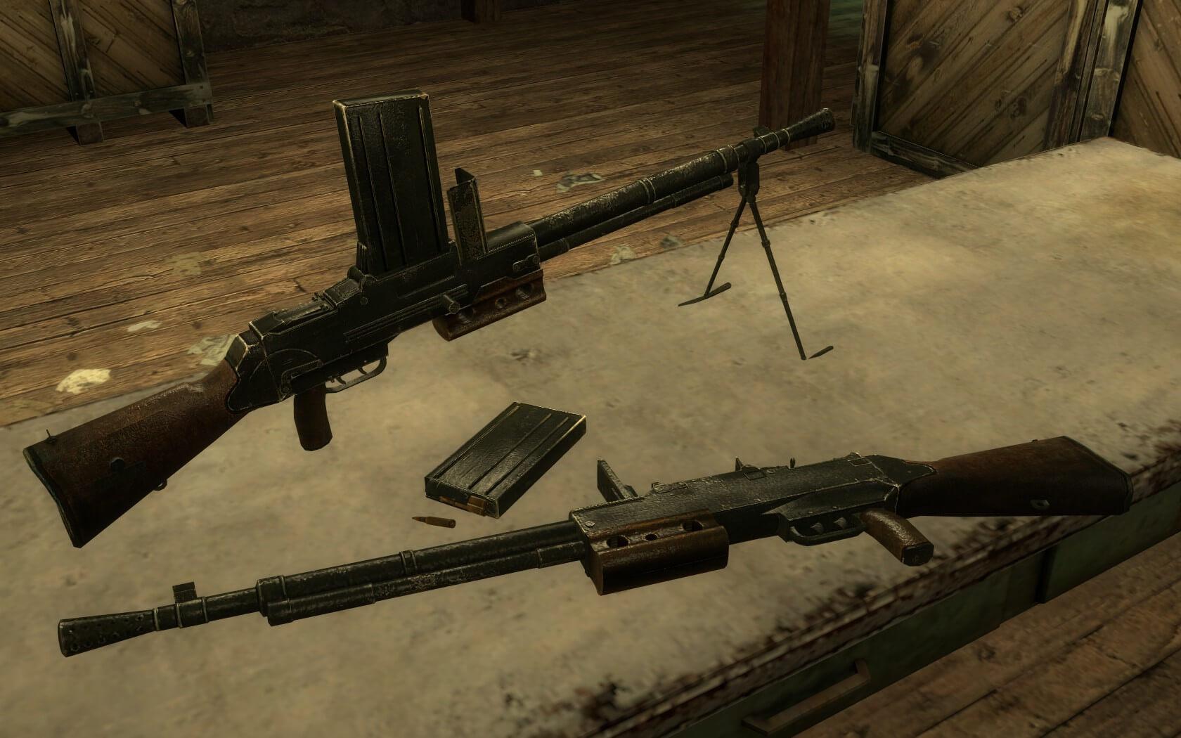 Garry's Mod 13 - Пулемет FM 24/29 Chatellerault