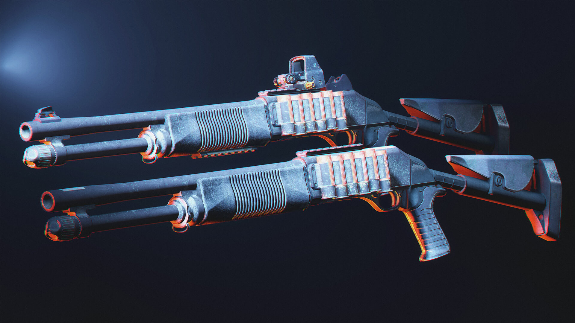 Garry's Mod 13 - Дробовик M1014 из Modern Warfare Remastered