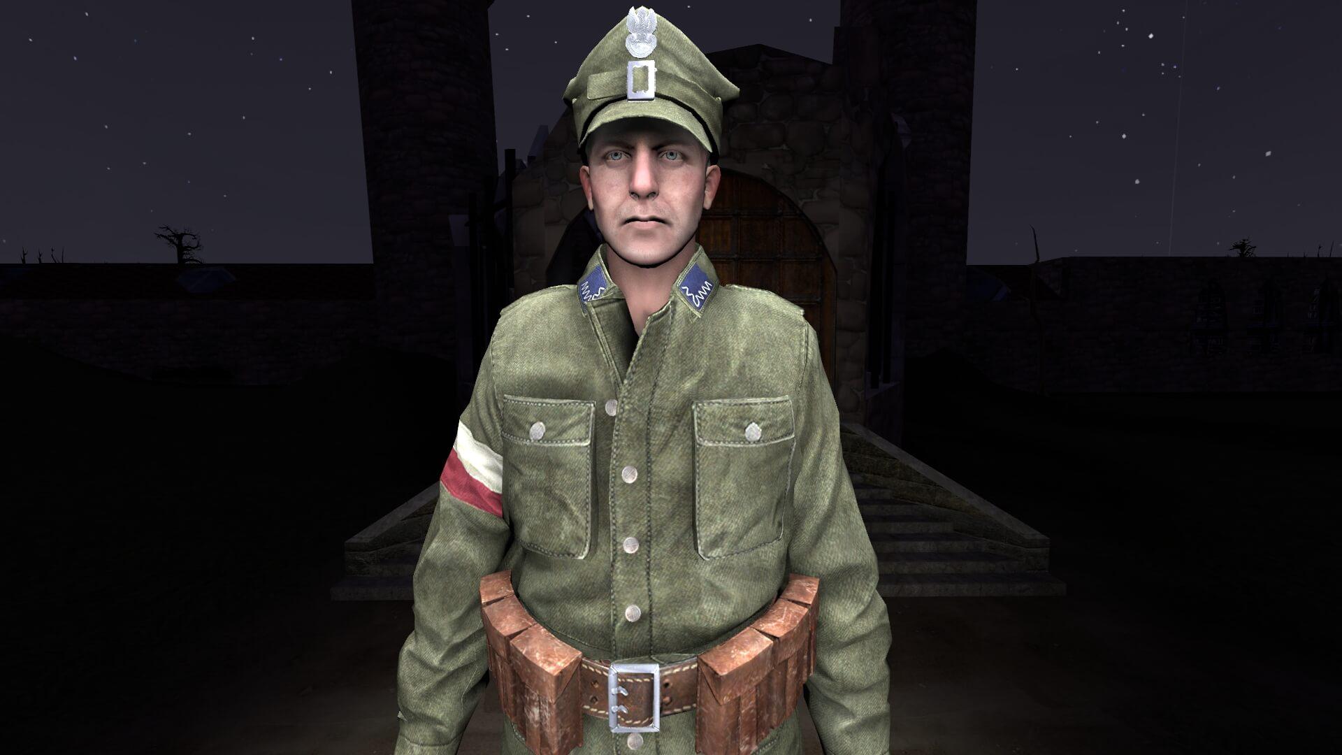 Garry's Mod 13 - Польский солдат (игровая модель и NPC)