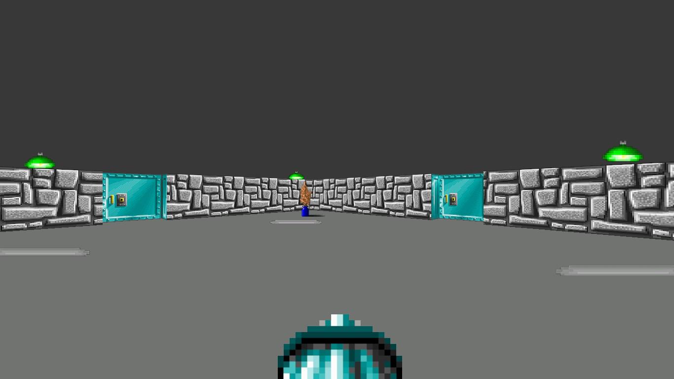 Garry's Mod 13 - Пак оружия из Wolfenstein 3D