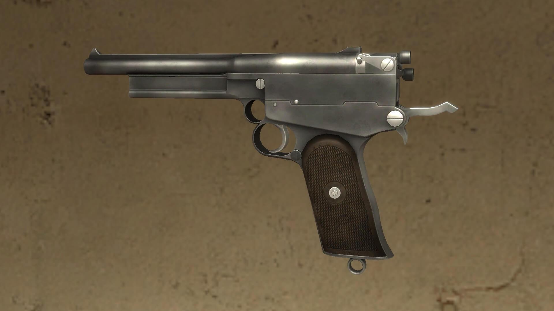 Garry's Mod 13 - Больше пистолетов из Battlefield 1 (пропы)