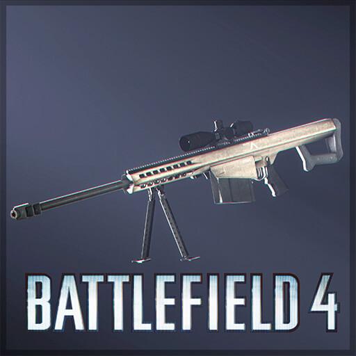 Garry's Mod 13 - Снайперская винтовка M82A3 Barret из Battlefield 4