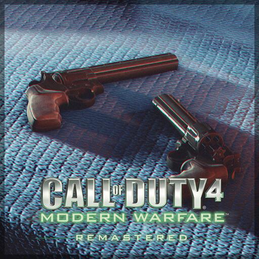 Garry's Mod 13 - .44 Magnum из Modern Warfare Remastered