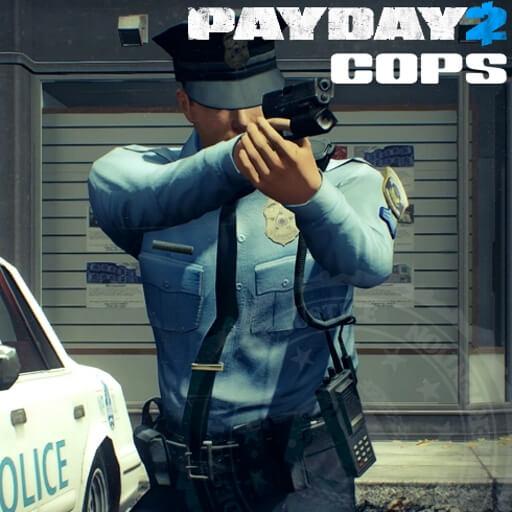 Скачать аддоны на гаррис мод 13 на оружие из payday 2