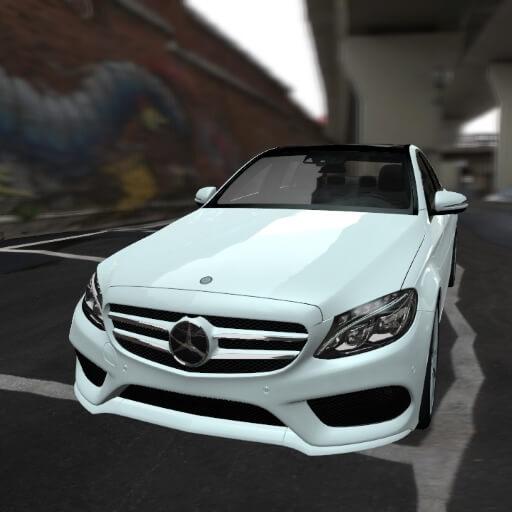 Garry's Mod 13 - Mercedes-Benz C250 W205 2014 [CrSk Autos]