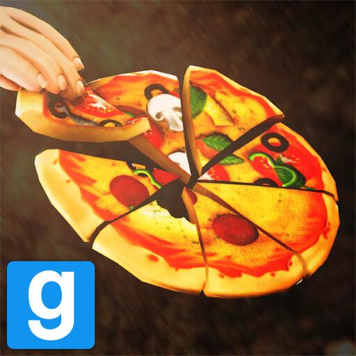 Garry's Mod 13 - Пицца