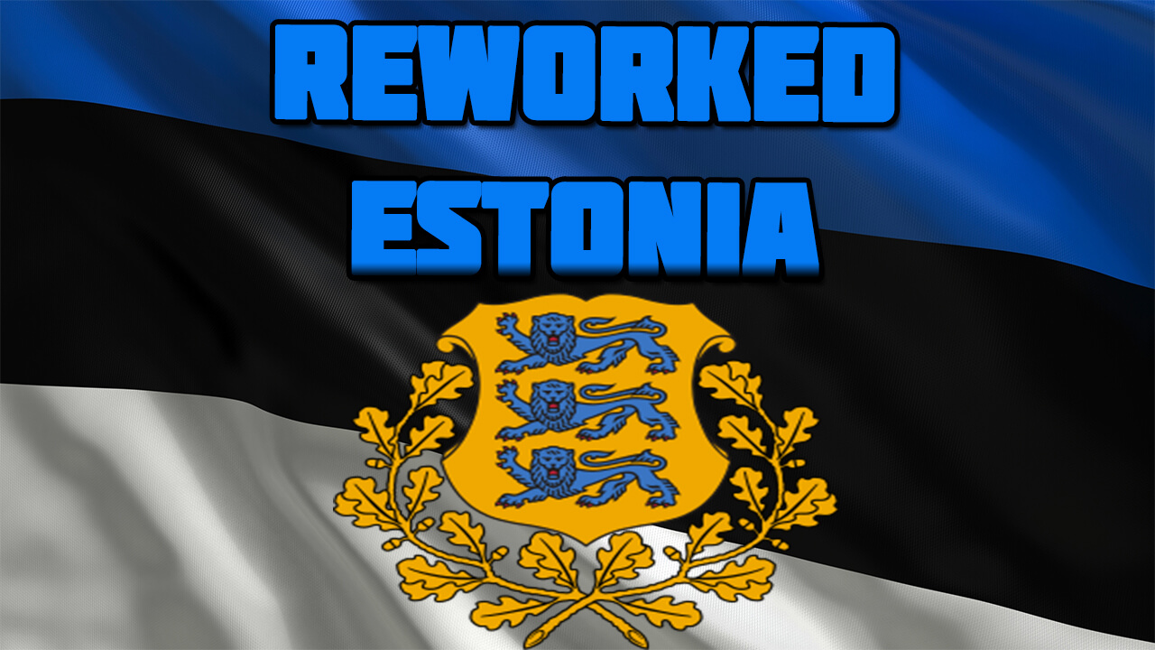 Hearts of Iron IV - Слава Эстонии!