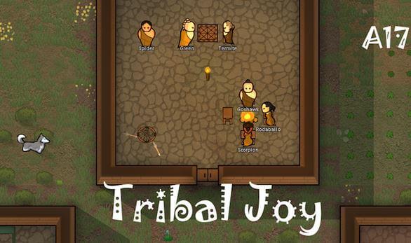 Rimworld - Сборка племенных модов