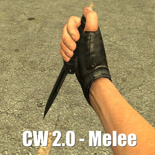 Garry's Mod 13 - Ближнее оружие [CW 2.0]