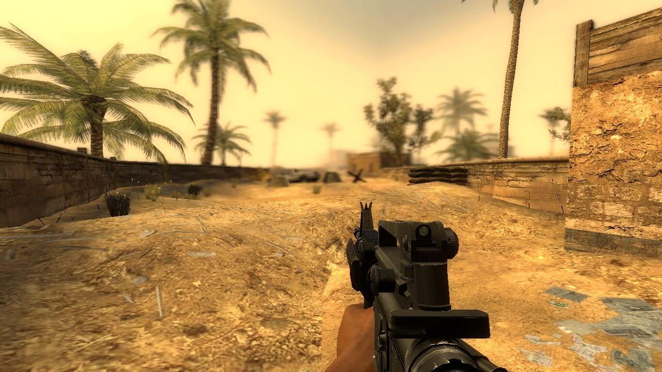 Garry's Mod 13 - Современные боевые карабины из Insurgency