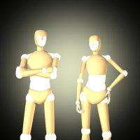 Garry's Mod 13 - Манекены (рэгдоллы и игровые модели)