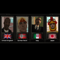 Hearts of Iron IV - GTA:SA Grove Street Mod