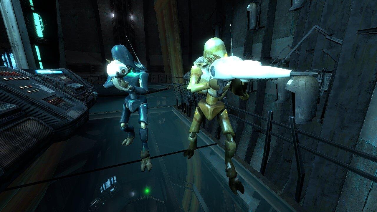 Garry's Mod 13 - Солдаты-синты из Opposing Force 2