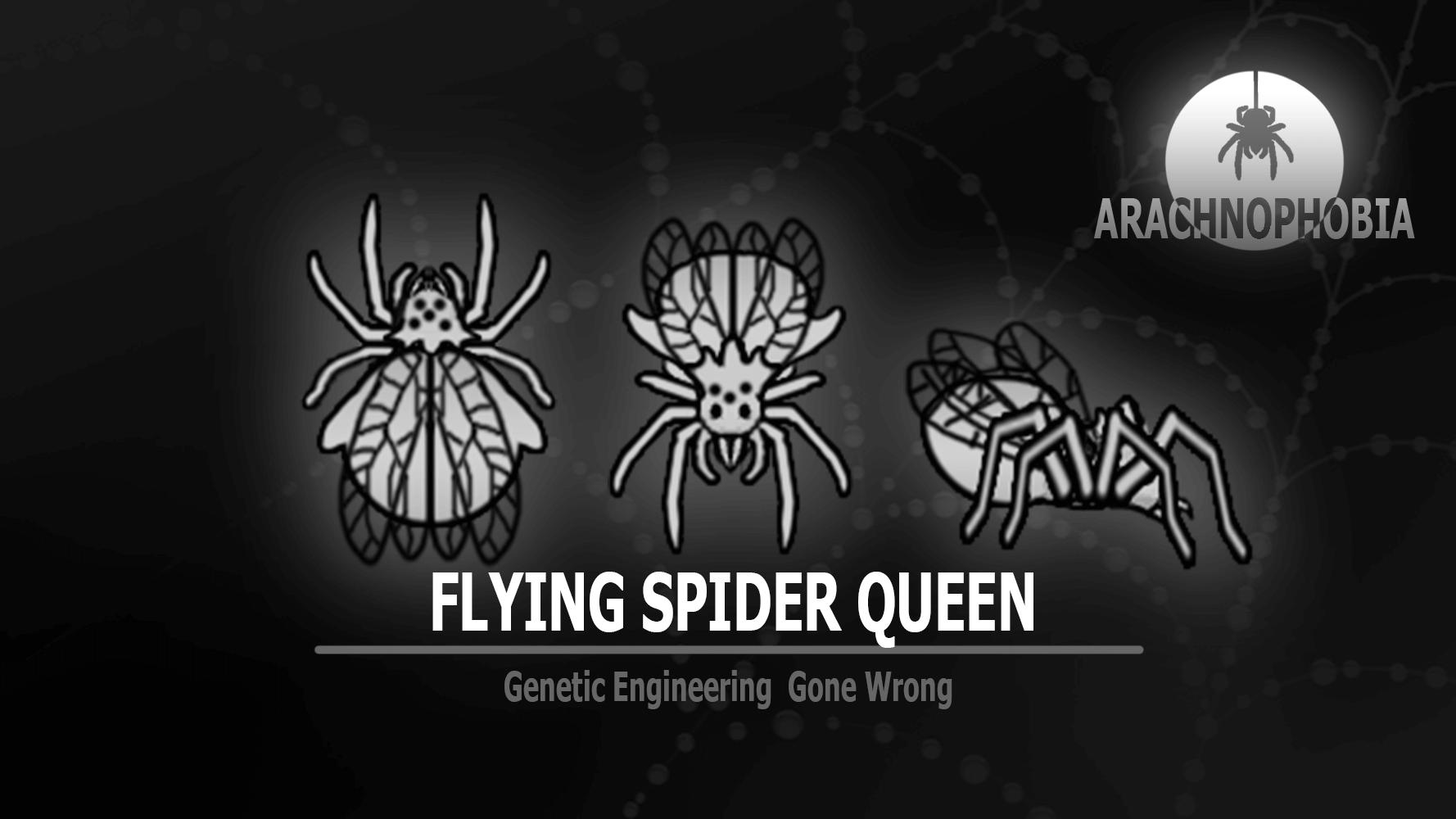 Rimworld - Rim of Madness - Arachnophobia