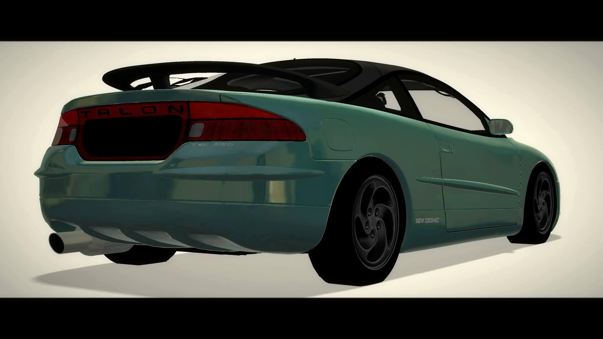 Garry's Mod 13 - Eagle Talon TSi AWD [Roy's Cars]