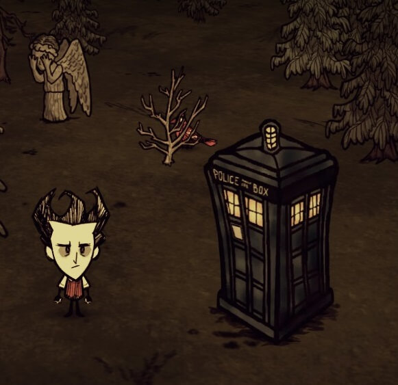 Don't Starve - ТАРДИС