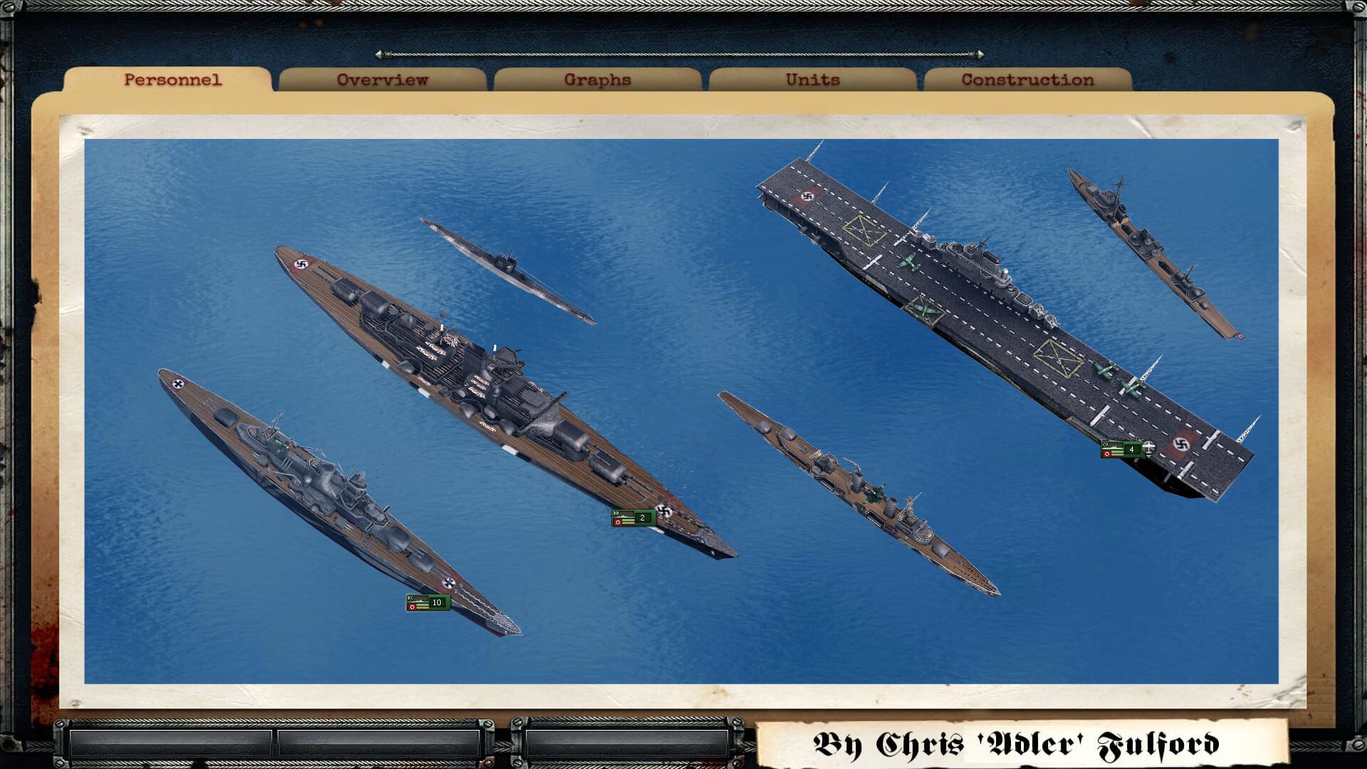 Hearts of Iron IV - Die Kriegsmarine