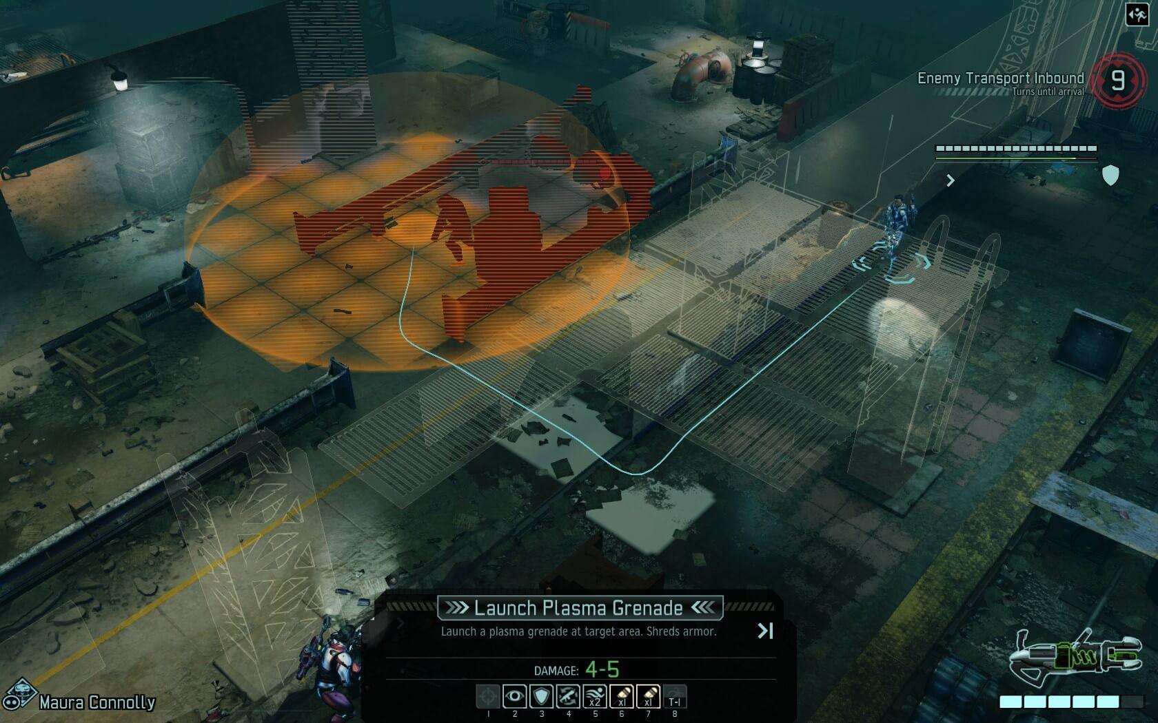 XCOM 2 - Лучевой гранатомет