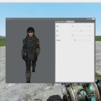 Garry's Mod 13 - Игровые модели солдат