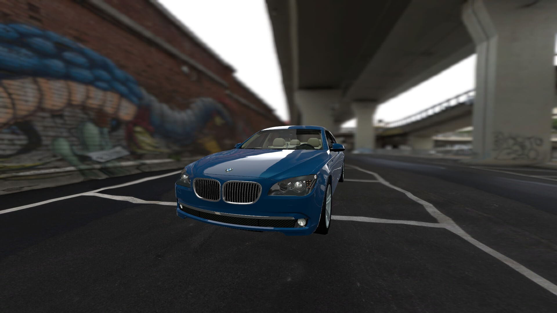 Garry's Mod 13 - BMW 7er F02 2012 [CrSk Autos]