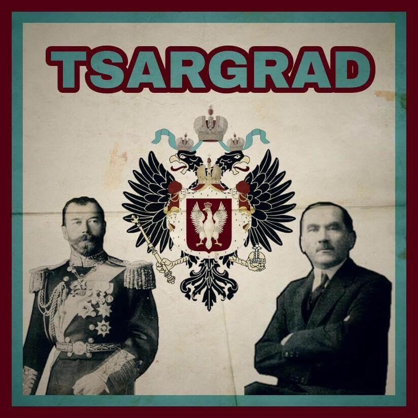 Hearts of Iron IV - Царьград - Что, если бы Российской революции не было?