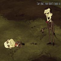 Don't Starve - Человек-гора