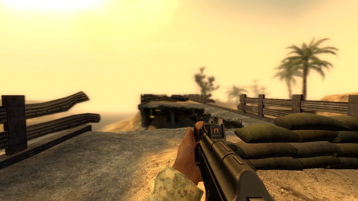 Garry's Mod 13 - Современные стрелковые боевые карбины из Insurgency