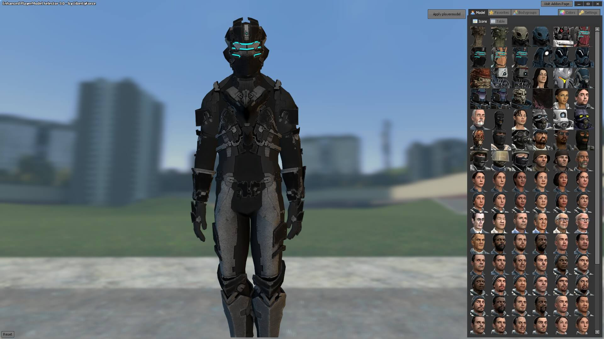 Garry's Mod 13 - Продвинутые костюмы из Dead Space 2 (игровые модели и рэгдоллы)