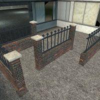 Garry's Mod 13 - Заборы, дома, строения и прочие пропы