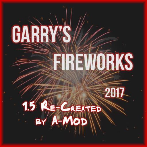 Garry's Mod 13 - Garry's Fireworks 1.5