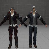 Garry's Mod 13 - Алекс Мерсер из Prototype 2 (рэгдолл)