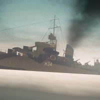 Garry's Mod 13 - ORP Błyskawica 1938