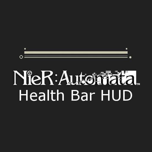 Garry's Mod 13 - Интерфейс из Nier:Automata