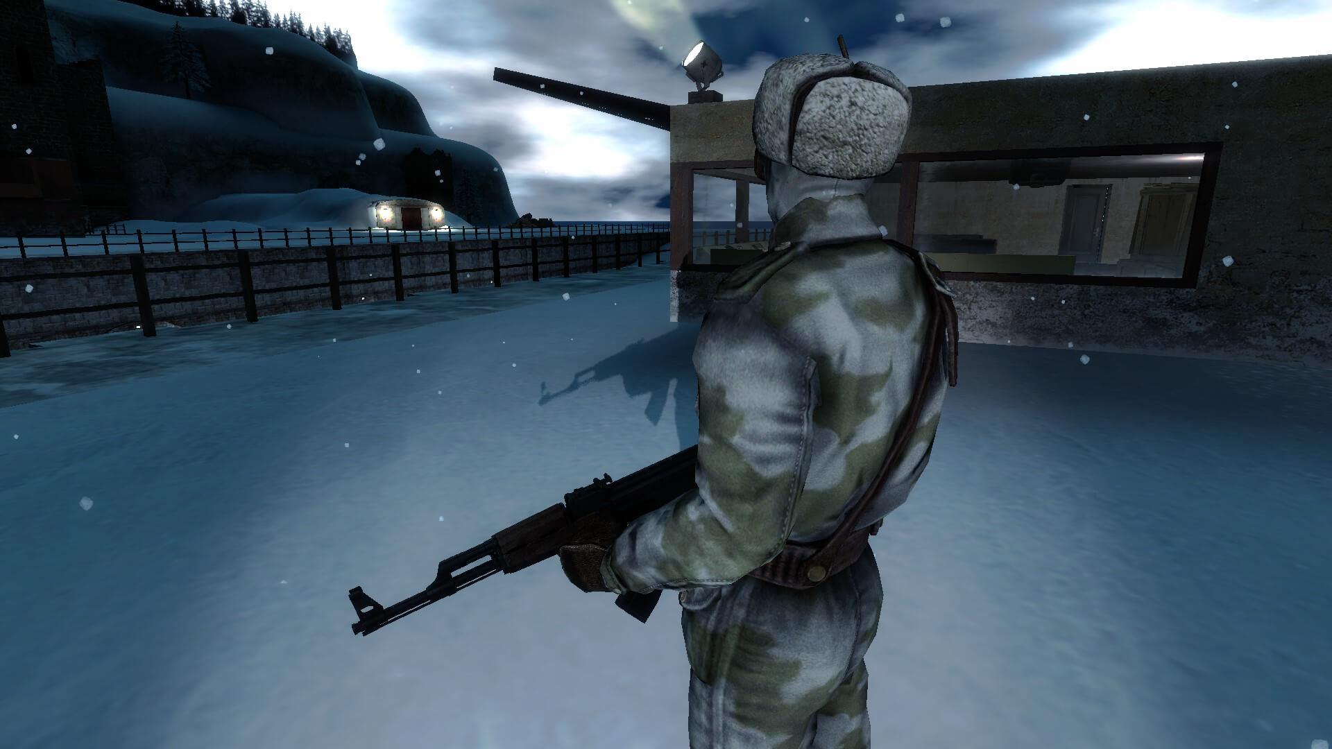 Garry's Mod 13 - Китайский солдат из Fallout 4 (игровая модель и NPC)