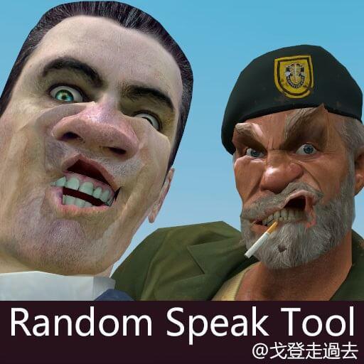 Garry's Mod 13 - Random Speak Tool