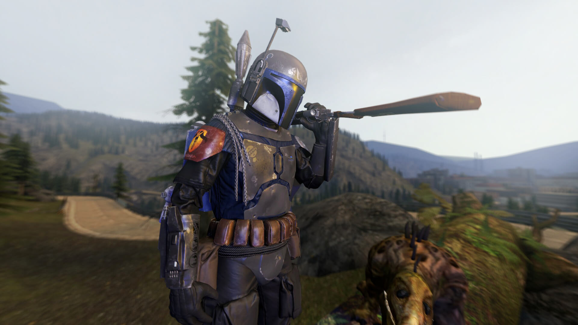 Garry's Mod 13 - Мандалорцы из Star Wars - EA Battlefront (модели игрока)