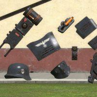 Garry's Mod 13 - Солдаты из Wolfenstein II TNC
