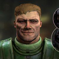 Garry's Mod 13 - Doomguy из Quake Champions (рэгдолл)