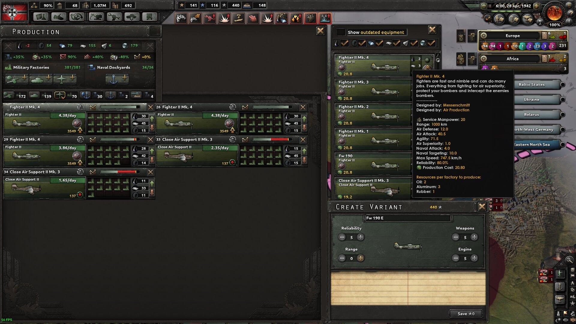 Hearts of Iron IV - Экспертный ИИ 4.0