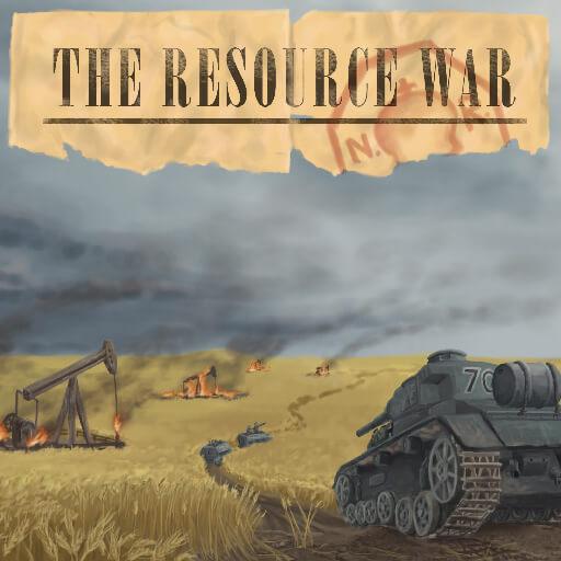 Hearts of Iron IV - Война за ресурсы