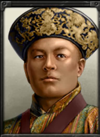 Hearts of Iron IV - Бутан