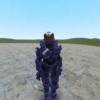 Garry's Mod 13 - Mark IV из Halo 5 (модели игрока)