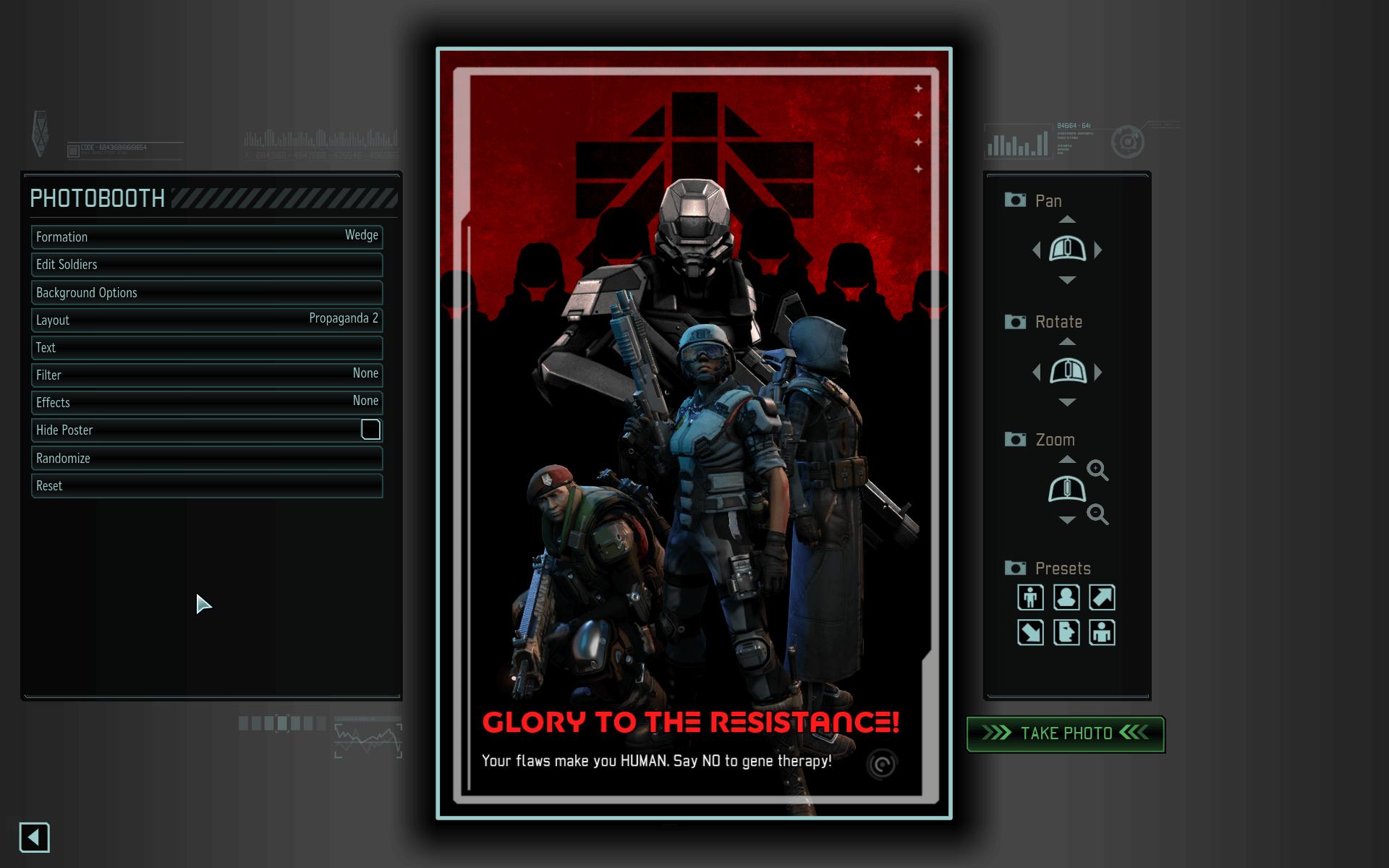 XCOM 2 - Набор постеров пропаганды (14 новых фонов)