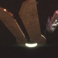 Garry's Mod 13 - Корабли из Homeworld 2