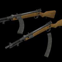 Garry's Mod 13 - Модели оружия Второй Мировой из Bad Company 2